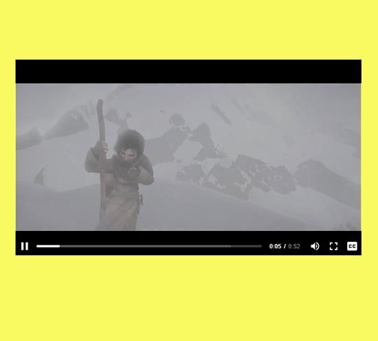 React html5 video