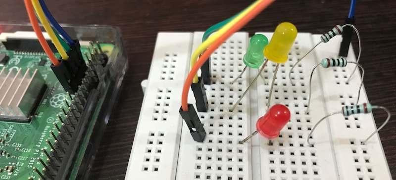 control led - setup